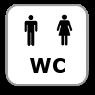 W łazienkach - WC